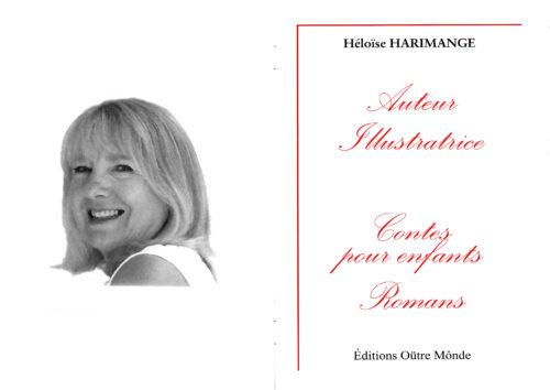 Portrait d'Héloïse Harimange